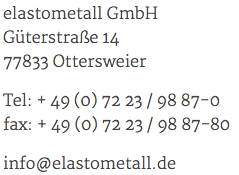 elastometall-germany