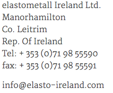 elastometall-ireland